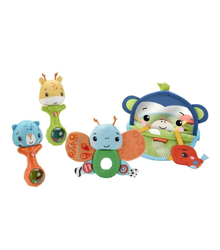 MATTEL Fisher Price Infant Play Kit - Let's Sense