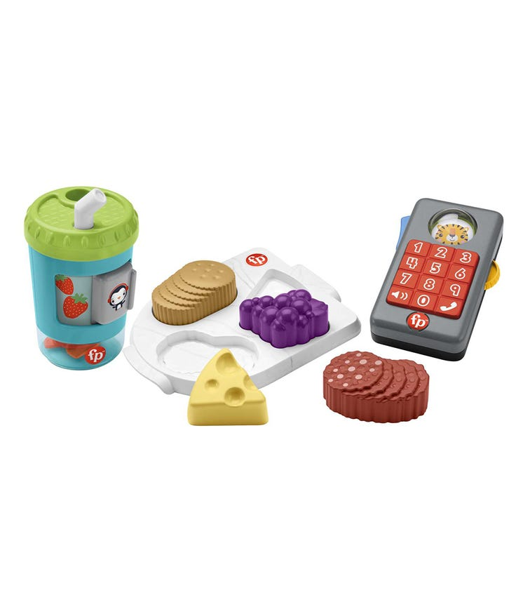 MATTEL Fisher Price Infant Play Kit - Let's Pretend