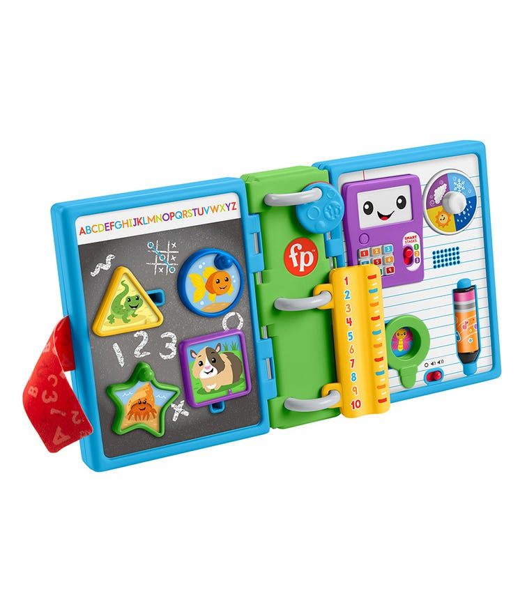 MATTEL Fisher Price Laugh & Learn - Learning Notebook