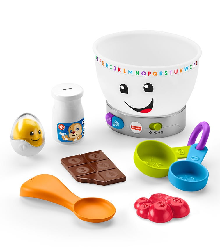 MATTEL Fisher Price Laugh & Learn - Mixing Bowl