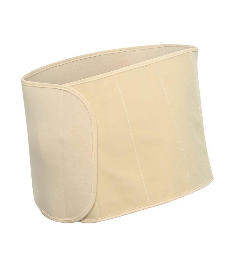 CARRIWELL Adjustable Organic Cotton Post-Birth Belly Binder