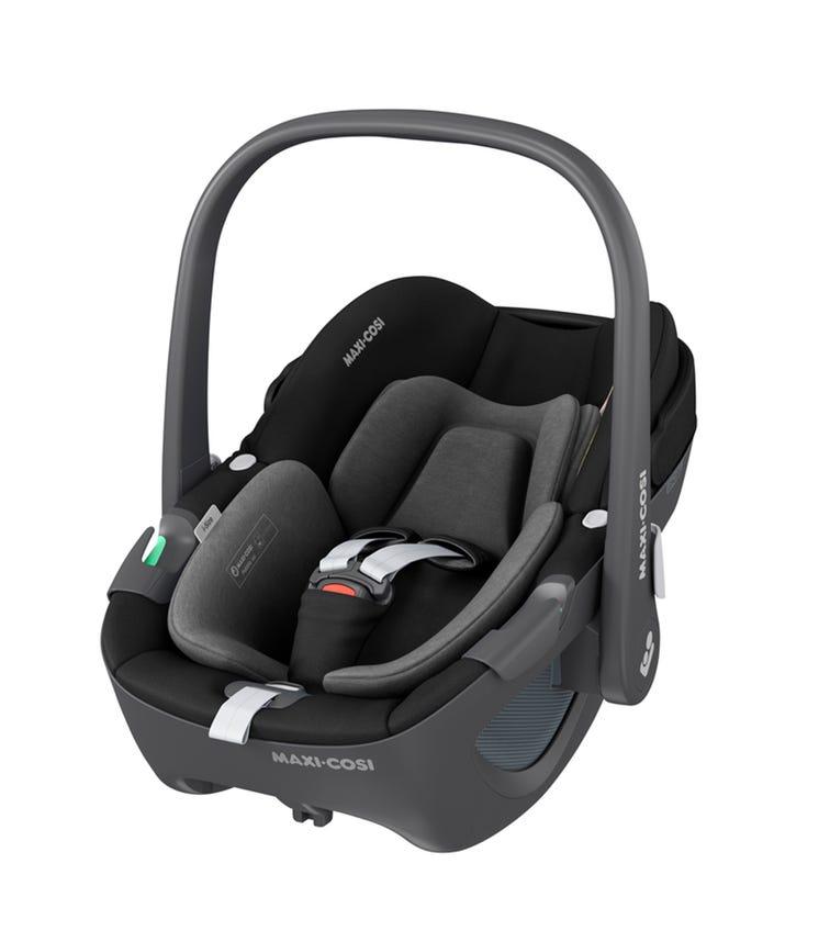 MAXI COSI Pebble 360 Car Seat - Essential Black