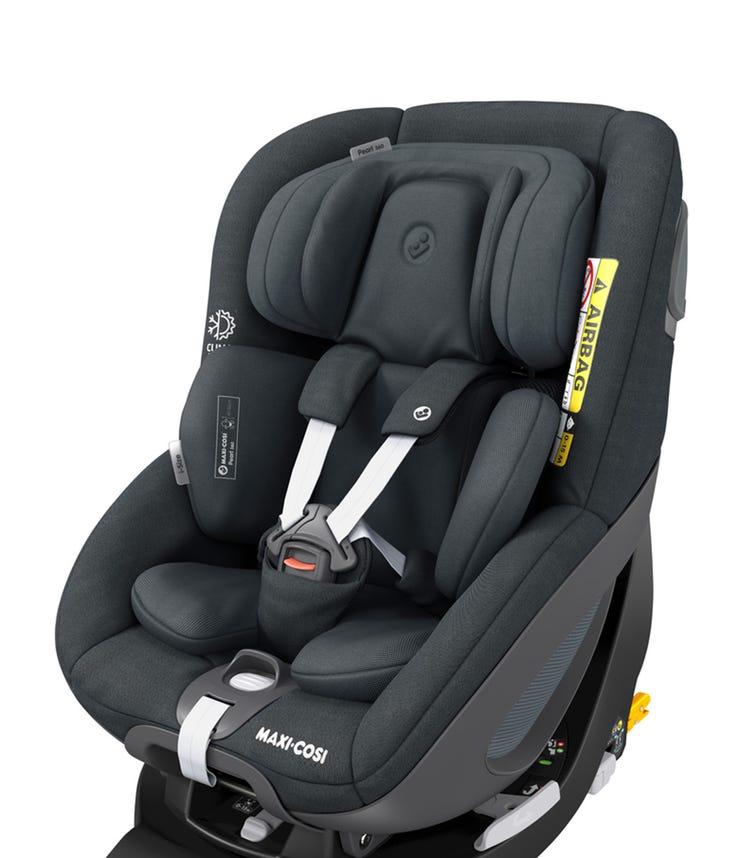 MAXI COSI Pearl 360 Car Seat - Authentic Graphite