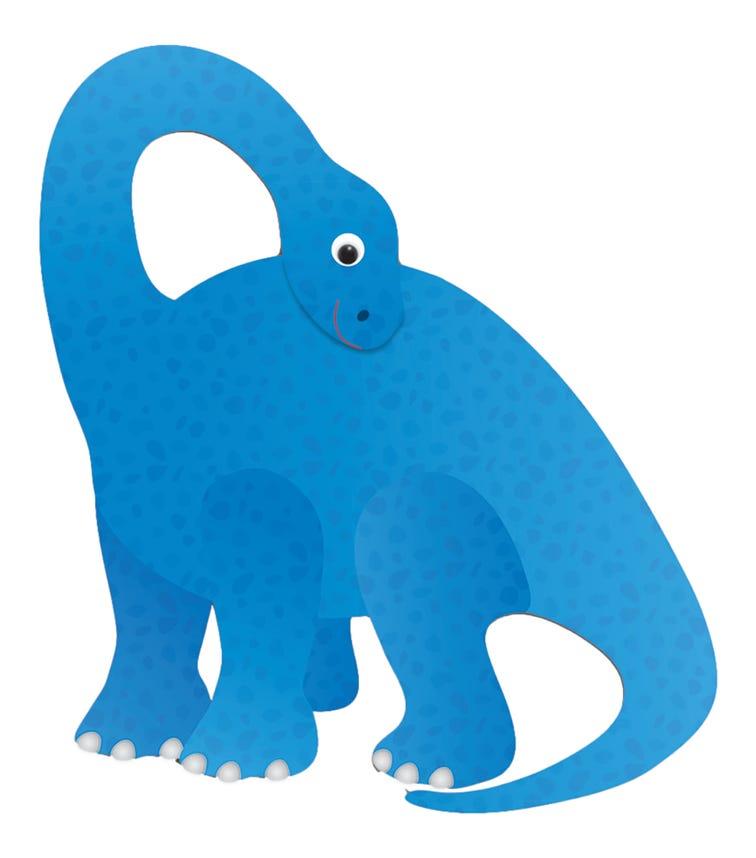 GALT Dinosaurs - Giant Floor Puzzle