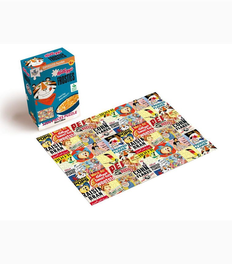 SUPERSIZED PUZZLES Kellogg's Frosties 1000 Pieces