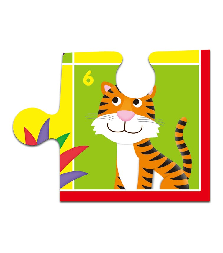 GALT Giant Snakes & Ladders Puzzle