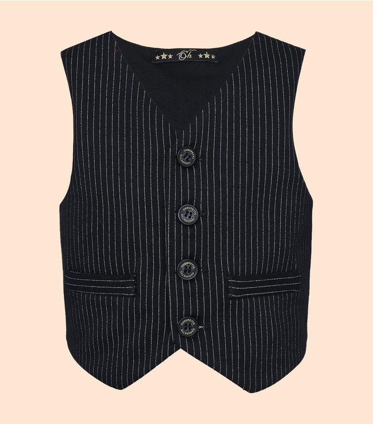 CHOUPETTE Striped Vest