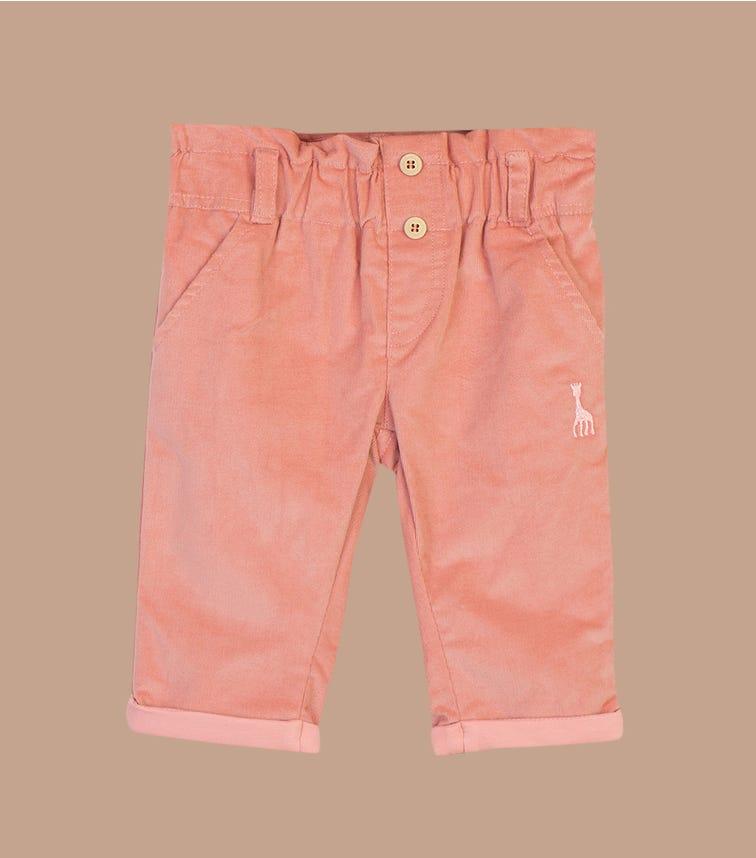 SOPHIE LA GIRAFE Woven Trousers