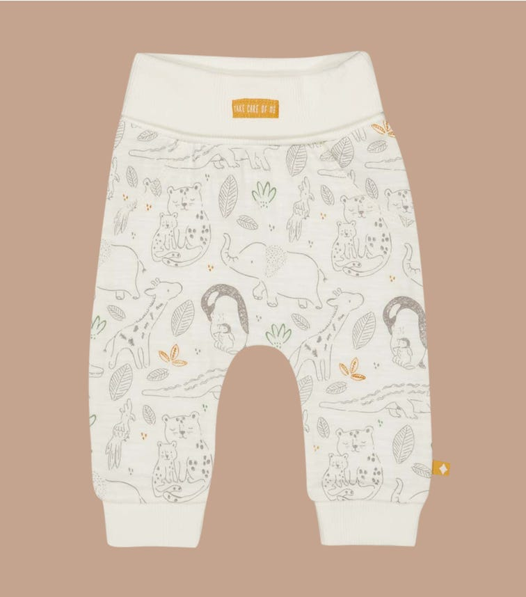 FEETJE AOP Trousers - Welcome To Earth