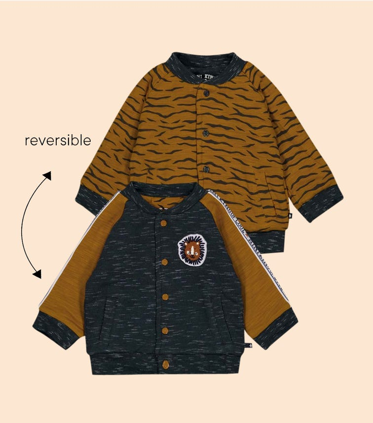 FEETJE Reversible Cardigan - King Of Cool