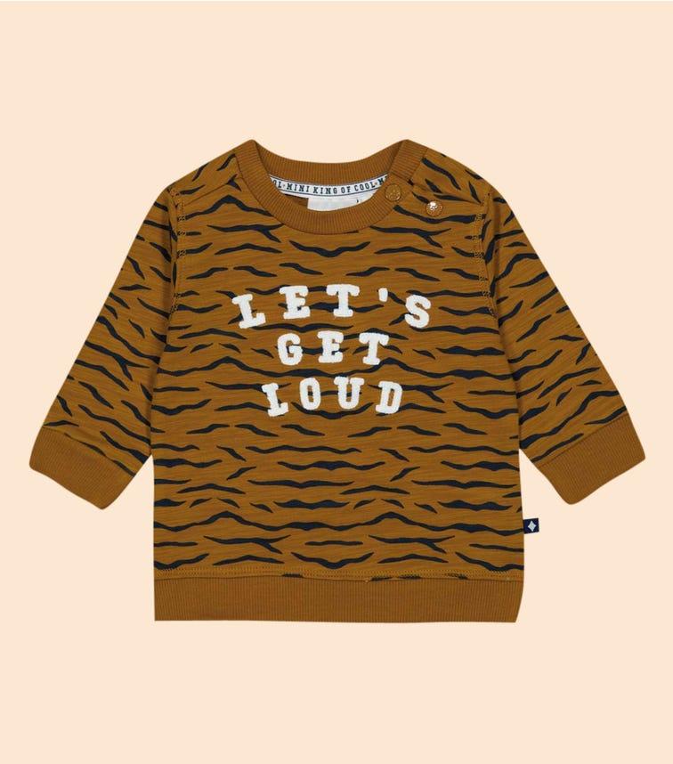 FEETJE AOP Sweater - King Of Cool