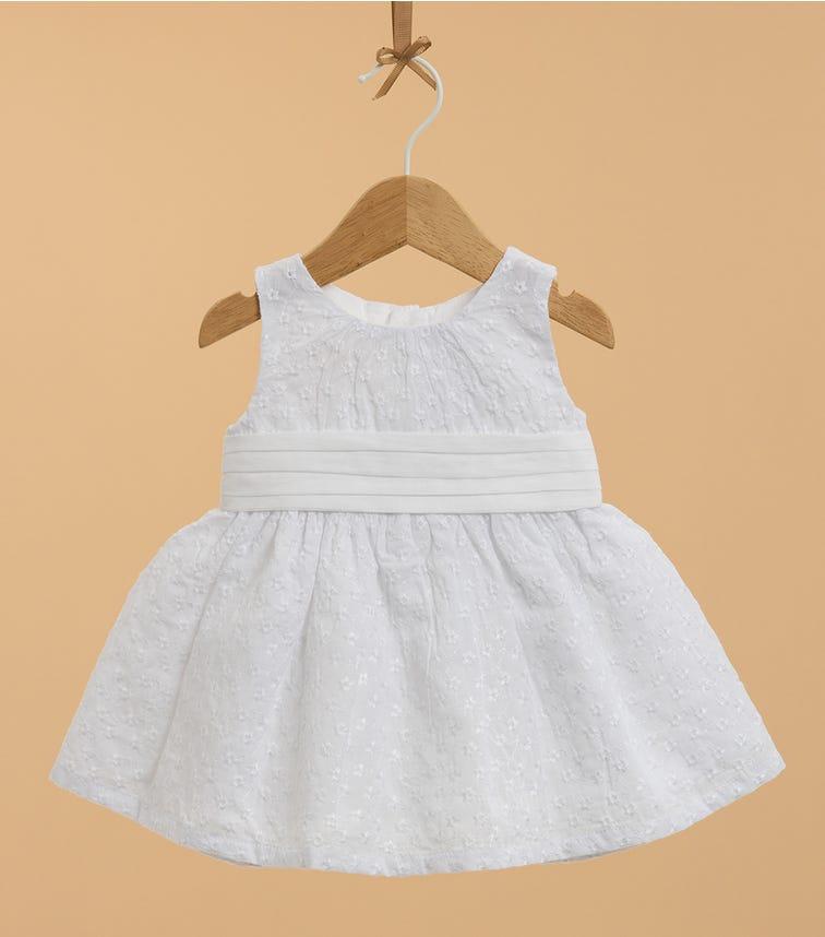 STUMMER White Party Dress