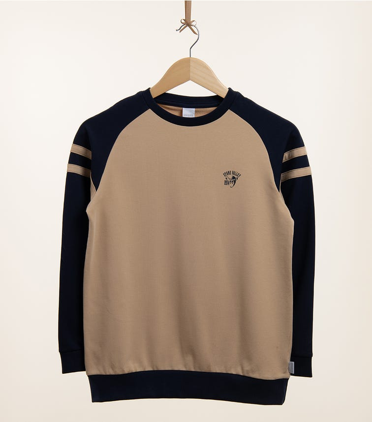 STUMMER Stripe Sweater