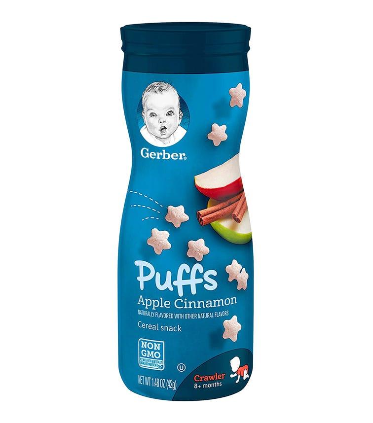 GERBER Puffs Apple Cinnamon 42 G