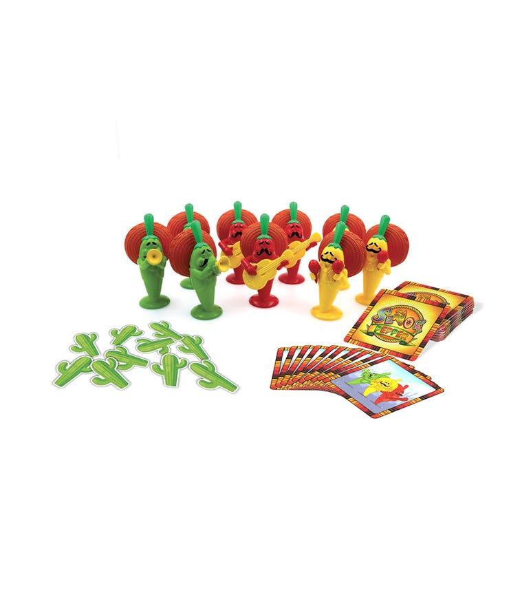 GOLIATH Pressman Senor Pepper Speedy Pepper Picker Game