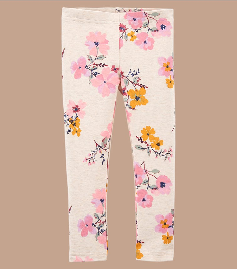 OSHKOSH Floral Print Leggings