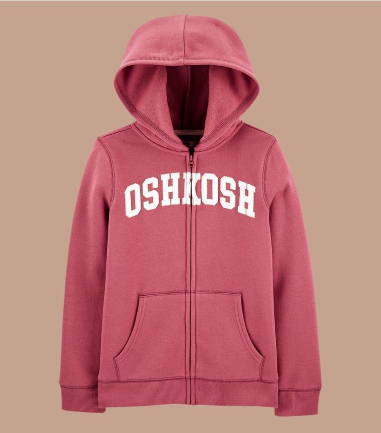 OSHKOSH Logo Fleece Hoodie