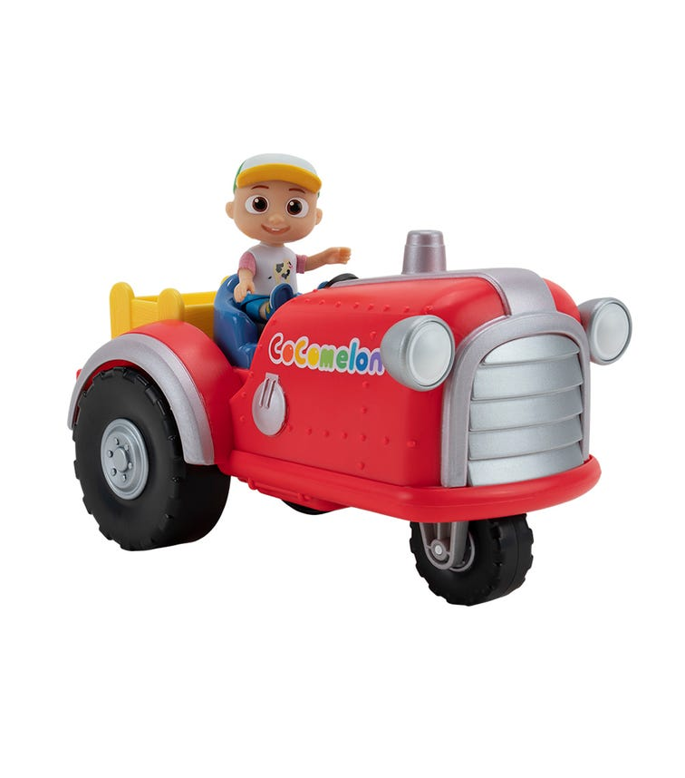 COCOMELON Musical Tractor Musical Toy