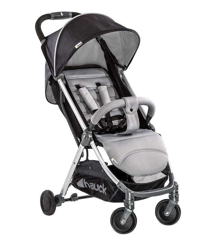 HAUCK Swift Plus - Silver Charcoal
