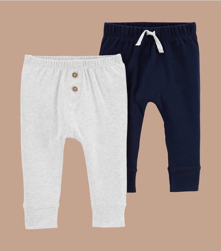 CARTER'S 2-Pack Cotton Pants