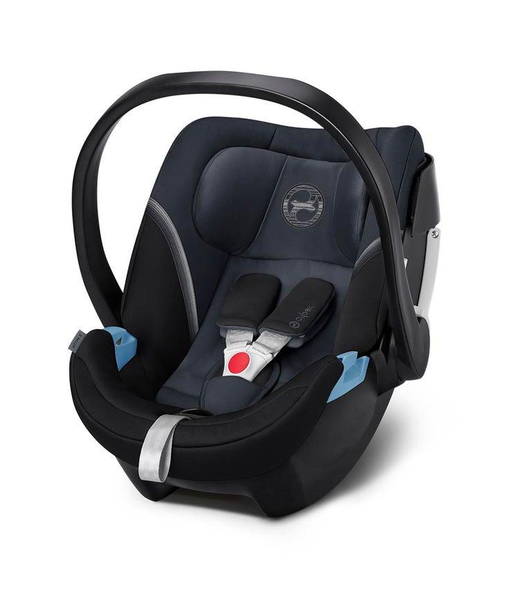 CYBEX Aton 5 Infant Car Seat - Granite Black