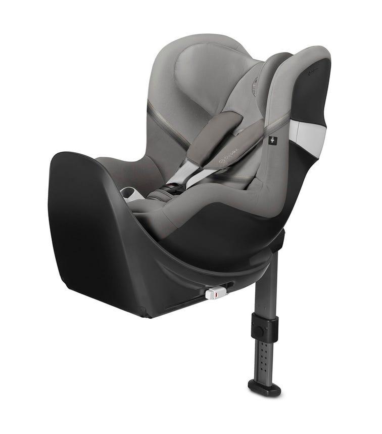 CYBEX Sirona M2 i-Size Toddler Car Seat & Base - Soho Grey