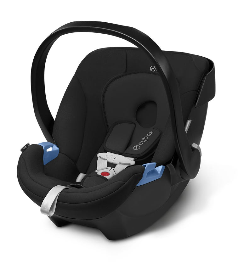 CYBEX Aton Car Seat - Pure Black