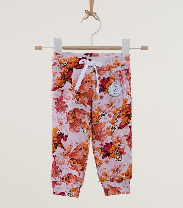 HEY POPINJAY Romantic Garden Girlish Pants