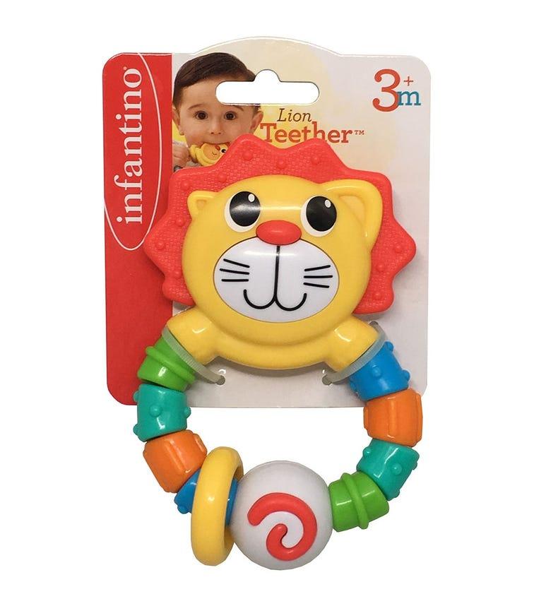 INFANTINO Bendy Lion Teether