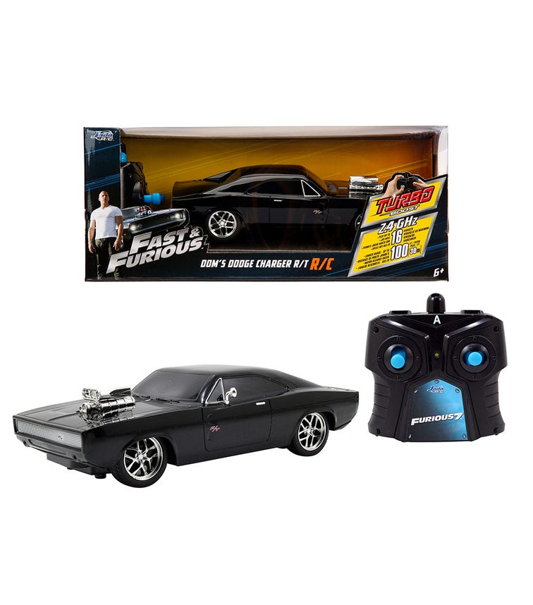 FAST & FURIOUS RC 1970 Dodge Charger 1:16