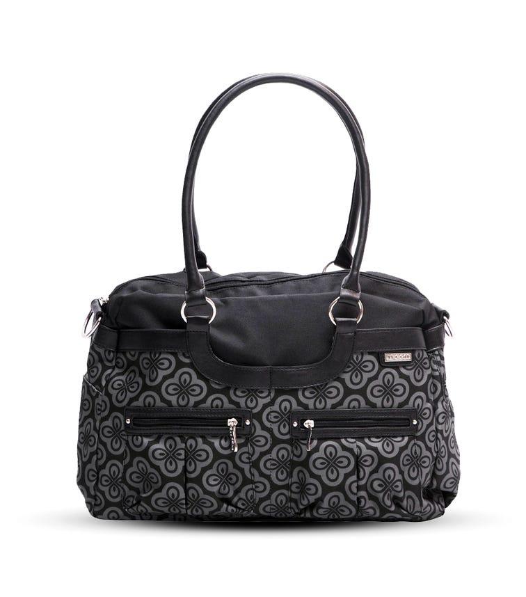JJ COLE Satchel Bag Charcoal Infinity