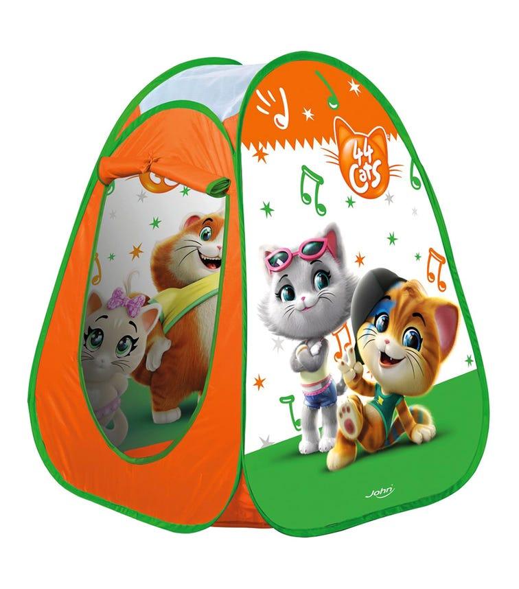 JOHN Johnpop Up Play Tent 44 Cats