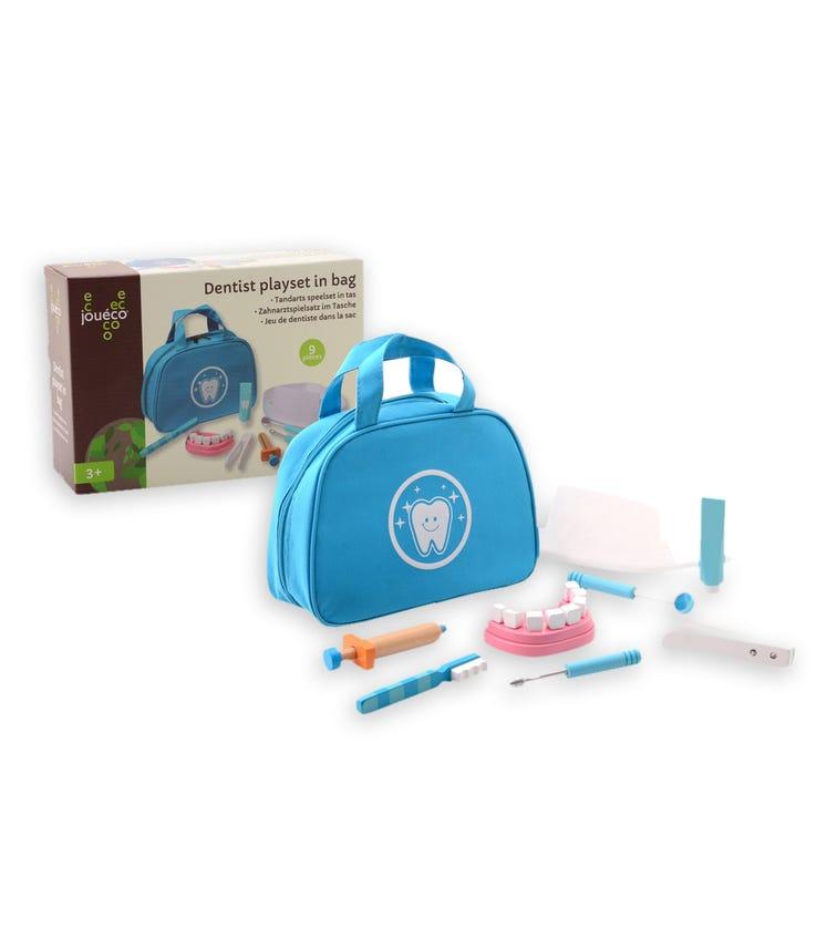 JOUECO Dentist Playset In Bag