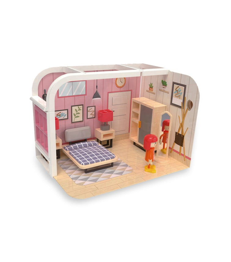 JOUECO Bedroom Playset