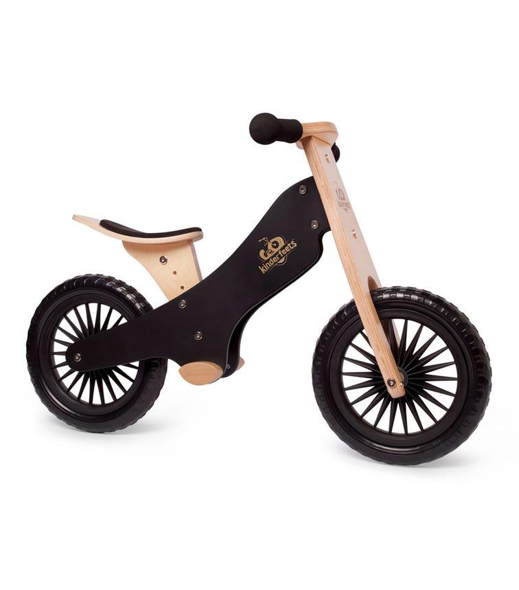 KINDERFEETS Balance Bike Black