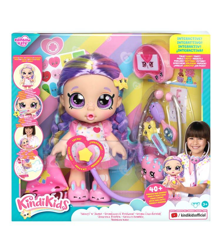 KKS S3 Hip Shiver Shake Doll Rainbow Kate