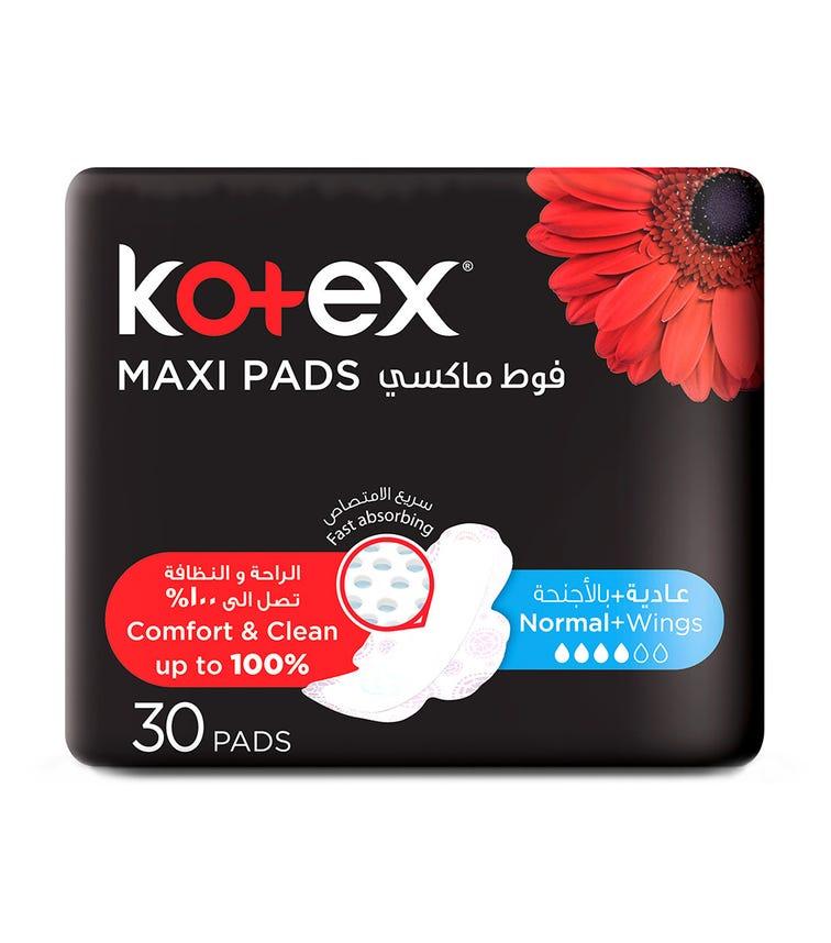 KOTEX Ultra Thin Pads Night With Wings 7 Sanitary Pads