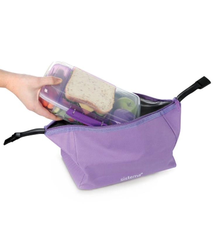 SISTEMA Bento Lunch Bag To Go (Assorted)