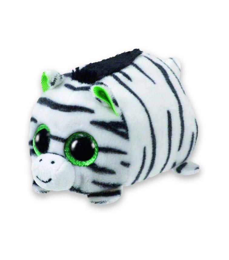 TY Teeny Zebra Zilla Black/White 2 Inch S4