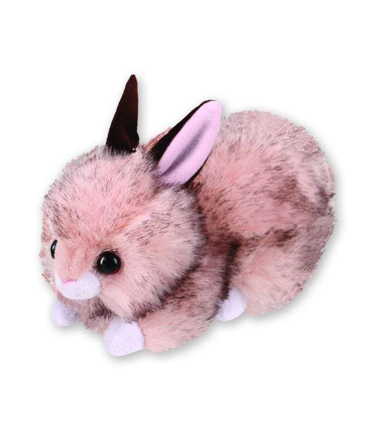 TY Beanie Babies Bunny Buster Brown Regular