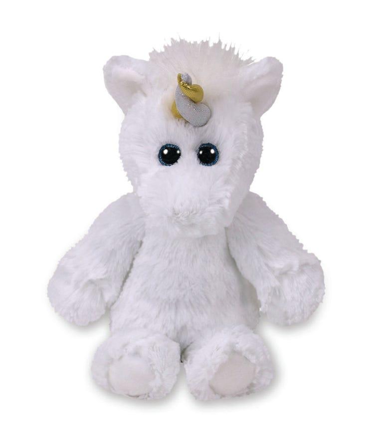 TY Attic Treasures Unicorn Agnus Regular 8 Inch