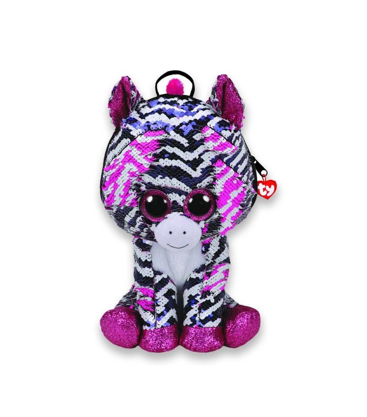TY Fashion Sequin Zoey Backpack