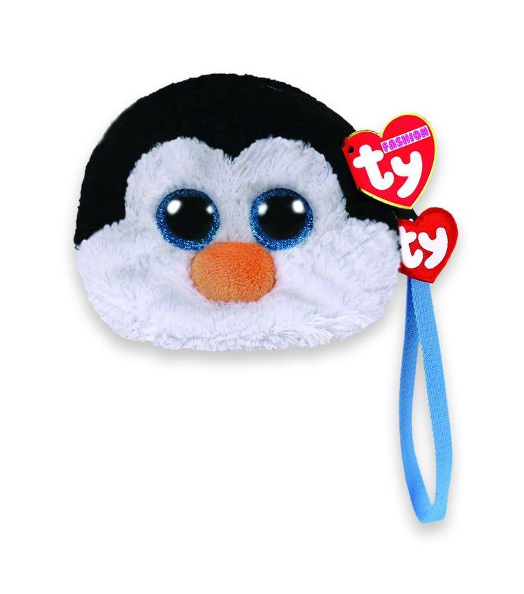 TY Fashion Penguin Waddles Wristlet
