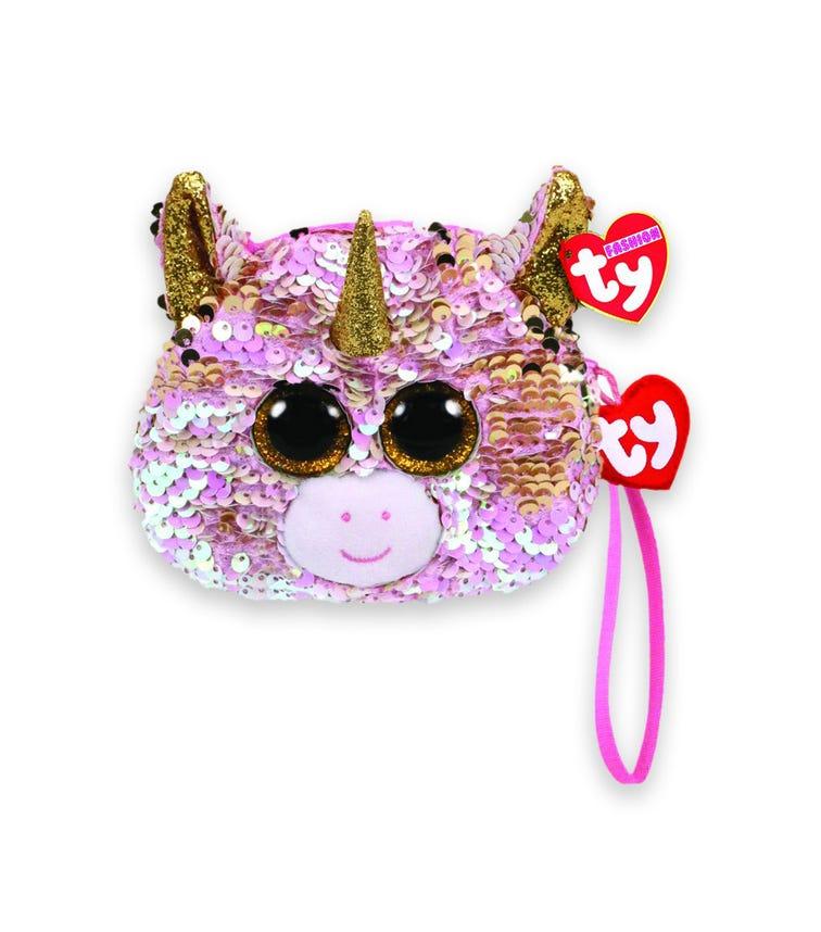 TY Fashion Sequin Unicorn Fantasia Wristlet