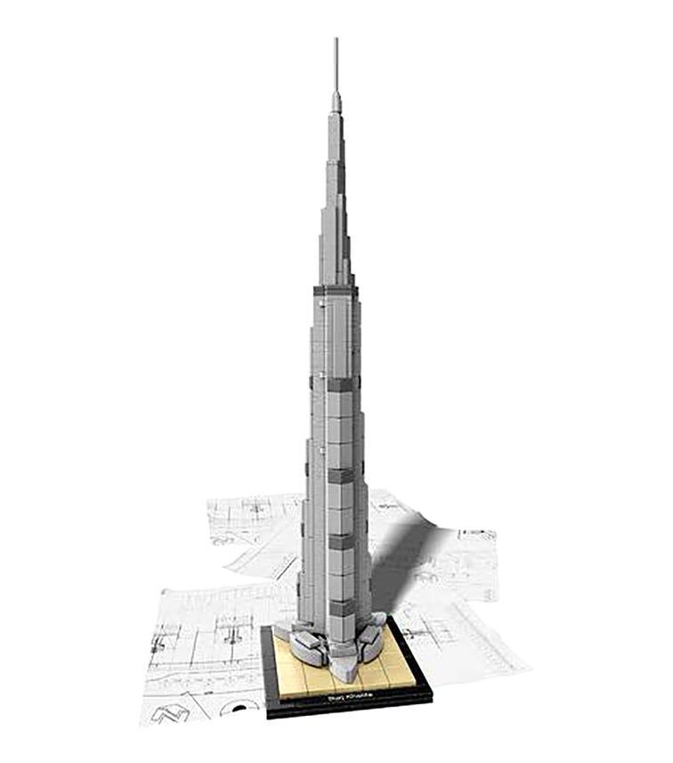LEGO 21055 Burj Khalifa V29