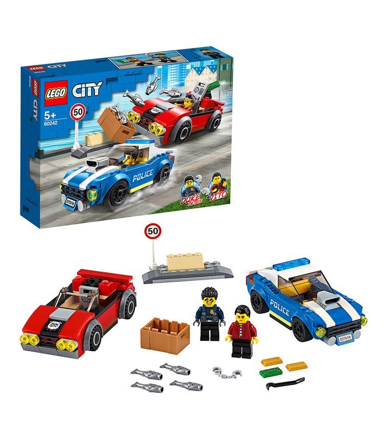 LEGO 60242 Police Highway Arrest