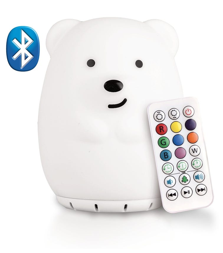 LUMIPETS Bear With Bluetooth
