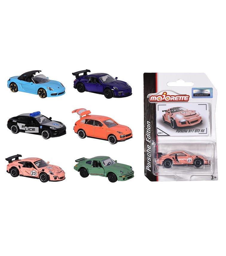 MAJORETTE Porsche Premium Cars 6 Assorted