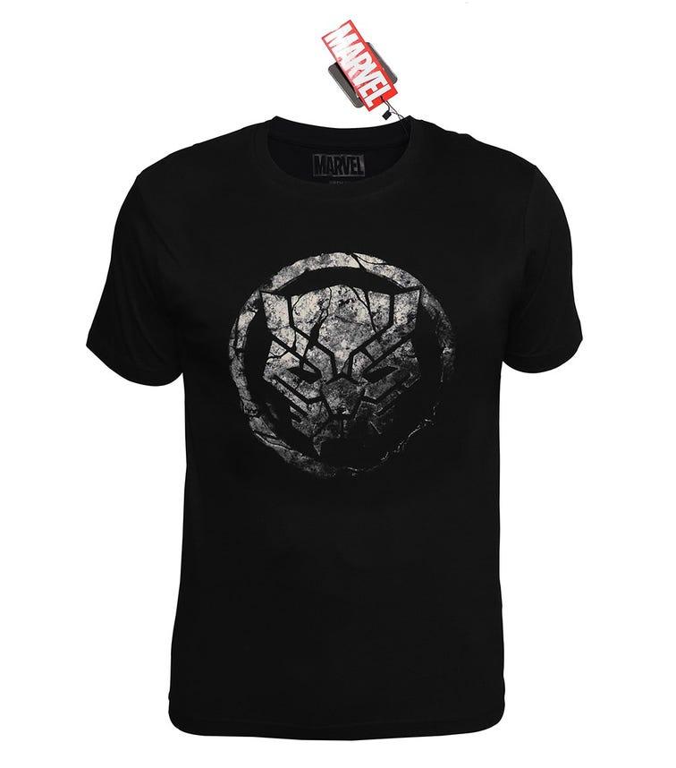 MARVEL Avengers Mens T-Shirt Black