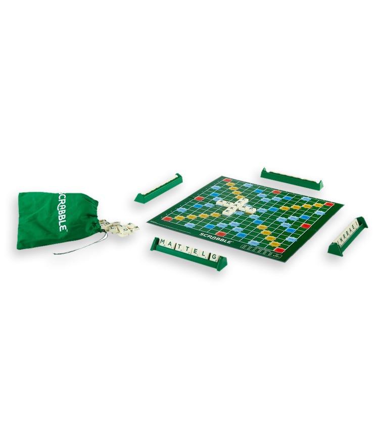 MATTEL Games Scrabble Original English